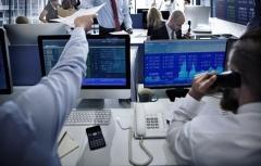 Wertpapierhandel an der Börse (© Rawpixel - Fotolia.com)