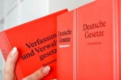 Gesetzbücher zum Verwaltungsverfahrensgesetz (© redaktion93 - Fotolia.com)