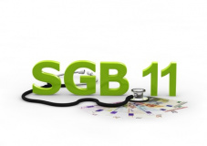 SGB 11 - Sozialgesetzbuch (© rcx - Fotolia.com)