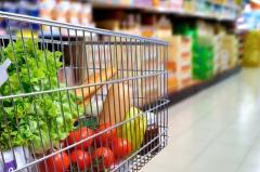Lebensmitteleinkauf im Supermarkt  (© Davizro Photography - Fotolia.com)