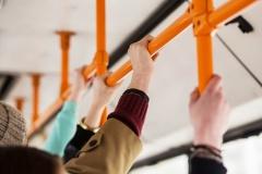 Fahrgäste in öffentlichen Verkehrsmitteln (© Mrcats - Fotolia.com)