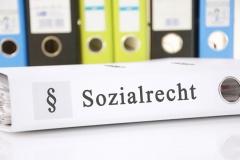 Akten im Sozialrecht (© Marco2811 - Fotolia.com)
