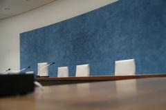 Gerichtssaal im Zivilprozess (© Fotobi - Fotolia.com)