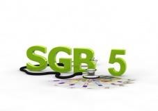 SGB 5 - Sozialgesetzbuch  (©  rcx - Fotolia.com.jpg)