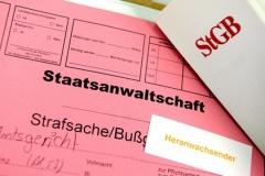 Strafakte bei der Staatsanwaltschaft (© Gerhard Seybert - Fotolia.com)