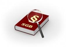 SGB 10 - Zehntes Buch Sozialgesetzbuch (© rcx - Fotolia.com)