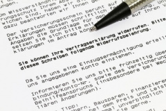 Rechtsanwalt für Versicherungsrecht in Düsseldorf (© blende11 - Fotolia.com)
