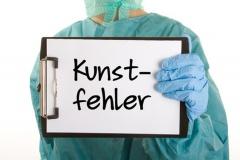 Kunstfehler im Arztrecht (© Mapoli-Photo - Fotolia.com)