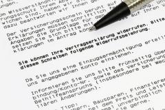 Rechtsanwalt für Versicherungsrecht in Steinhagen (© blende11 - Fotolia.com)