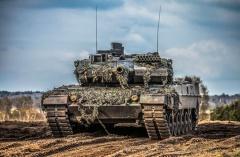 Deutscher Leopard 2 Kampfpanzer (© Jörg Hüttenhölscher - Fotolia.com)