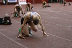 Sprinterinnen vor dem Start (© Ragne Kabanova - Fotolia.com)