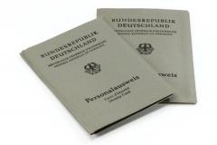 Deutscher Personalausweis (© Björn Wylezich - Fotolia.com)