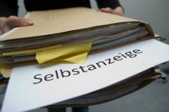 Selbstanzeige einer Steuerstraftat (© Fabstyle - Fotolia.com)