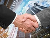 Einigung zum Kauf eines Unternehmens (© BillionPhotos.com - Fotolia.com)