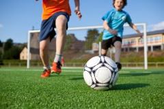 Kinder im Sportverein (© Contrastwerkstatt - Fotolia.com)