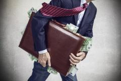 Korruption in der Wirtschaft (© Hppd - Fotolia.com)