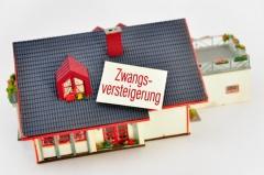 Haus im Zwangsversteigerungsverfahren (© Marco2811 - Fotolia.com)