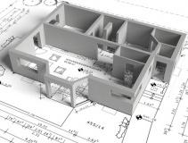 Planung eines Architekten (© Fotomek - Fotolia.com)