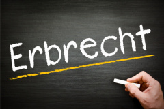 Rechtsanwalt in Merzig: Erbrecht (© motorradcbr - Fotolia.com)