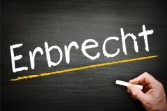 Rechtsanwalt in Miesbach: Erbrecht (© motorradcbr - Fotolia.com)