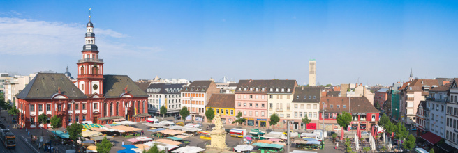Rechtsanwälte in Mannheim (© eyetronic - Fotolia.de)