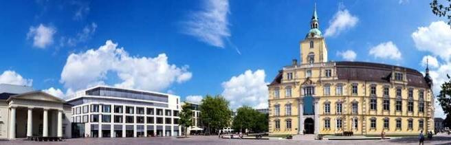 Schlossplatz von Oldenburg  (© sp4764 - Fotolia.com)