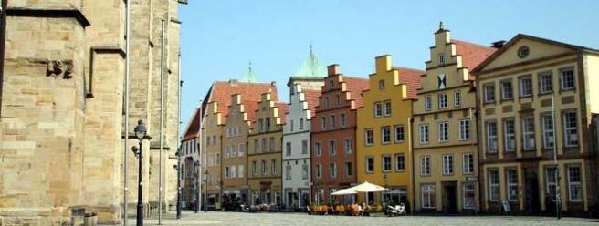 Osnabrücker Marktplatz (© Joerg Sabel / Fotalia.com)