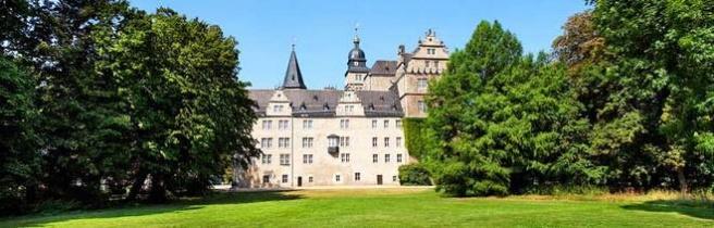 Wolfsburger Schloss  (© fotobeam.de - Fotolia.com)