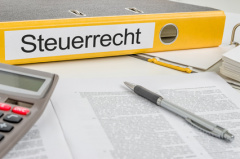 Rechtsanwalt für Steuerrecht in Velbert (© Zerbor - Fotolia.com)
