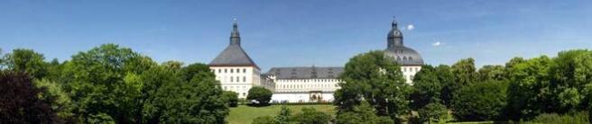 Schloss Friedenstein in Gotha (© Henry Czauderna - Fotolia.com)