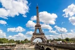 Seine und Eiffelturm in Paris (© Sergii Figurnyi - Fotolia.com)