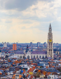 Antwerp with cathedral  (© dudlajzov - Fotolia.com)