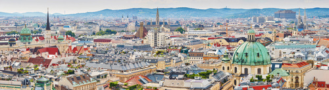 Die Stadt Wien (© Ekaterina Pokrovsky - Fotolia.com)