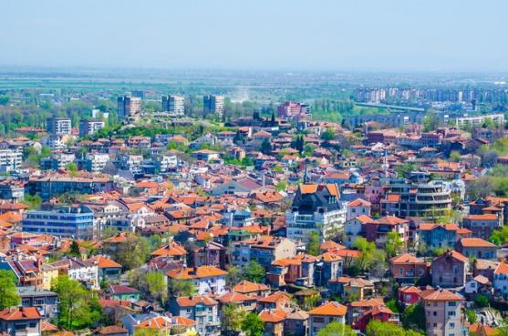 Die Bulgarische Stadt (© dudlajzov - Fotolia.com)