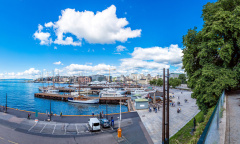 Der Osler Hafen  (©  Sergii Figurnyi - Fotolia.com)